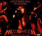 Helloween - Live At Music Hall In Cologon 1992 (Digifile CD / DVD)