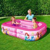 Piscina Inflável Infantil Bestway Princesas 450 Litros 91056