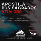 APOSTILA PÓS SAGRADOS (BEM E MAL)