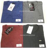 KIT 30 Peças - Camiseta Estampada Gola Careca Fio 26.1 - FRETE GRÁTIS