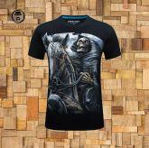 t shirt Caveira 3D
