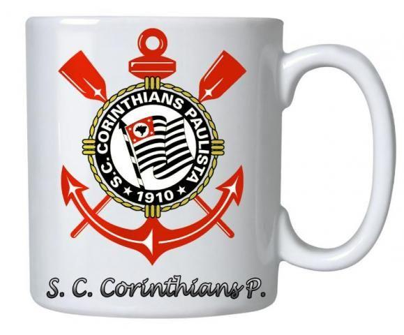 c9596ec2e9 Caneca Corinthians Timão GaViões - Loja de dutravariedades