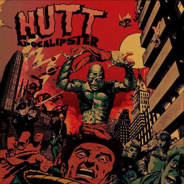 Hutt – Apocalipster - CD