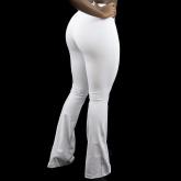 Calça Flare Branco - Emana