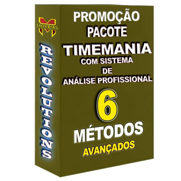 6 Métodos profissionais para TIMEMANIA.