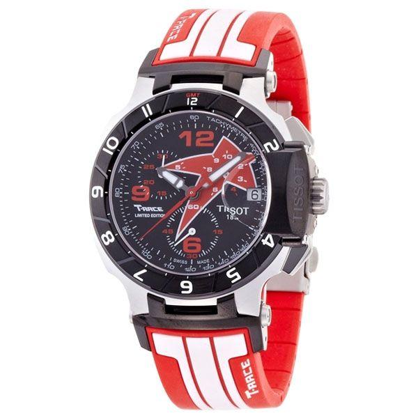 47eb0c21d9c Relógio Tissot T-Race Nicky Hayden pulseira de borracha - Mercadâo ...