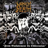 CD Napalm Death - From Enslavement to Obliteration