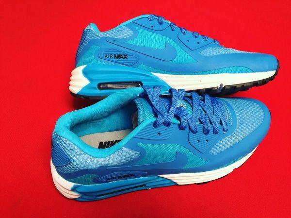 a53a7be86 Tênis Nike Air Max Azul - Outlet Ser Chic