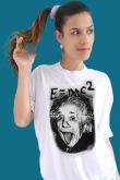 camiseta Einstein - E=mc2