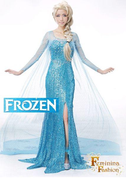 Elsa - Frozen FF2047
