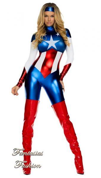 Capitã América FF37
