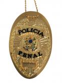 DISTINTIVO POLÍCIA PENAL NACIONAL