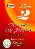 Z-15) Ciclo dos 300 Sonetos  Pós-modernos - Vol. II > 86 págs