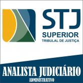 (Plano de estudos) ANALISTA JUDICIÁRIO - ADM.