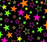 TNT Estrelas Neon 1m