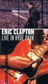 "Eric Clapton - ""Live in Hyde Park"" DVD Nacional"