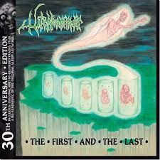 CD - Witchhammer - The First and the Last slipcase com poster
