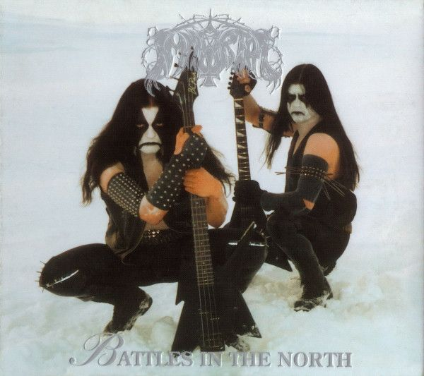 Immortal – Battles In The North - CD