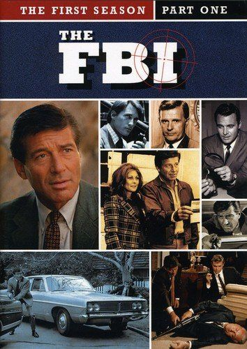 THE FBI SÉRIE ANTIGA LEGENDADA (Efrem Zimbalist)
