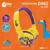 Headphone Dino OEX HP300