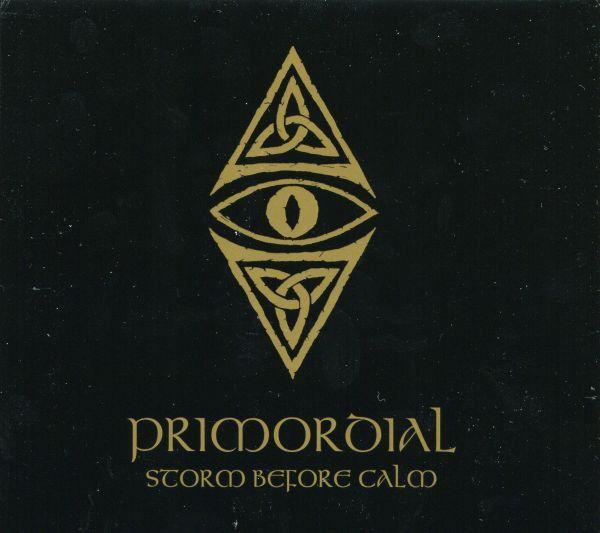 PRIMORDIAL - Storm Before Calm -  CD (Slipcase + Bonus DVD)