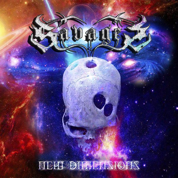CD Savagez – New Dimensions