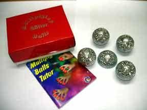 Bolas multiplicadoras excelsior (multiplying glitter balls) #521