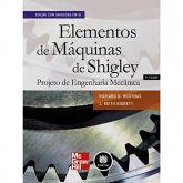 Solução Elementos de Máquinas 8ª Edição - Shigley