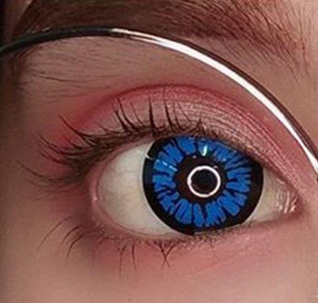 Amber Blue - 14,5mm