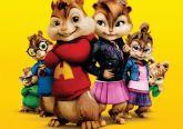 Papel Arroz Alvin e os Esquilos A4 006 1un