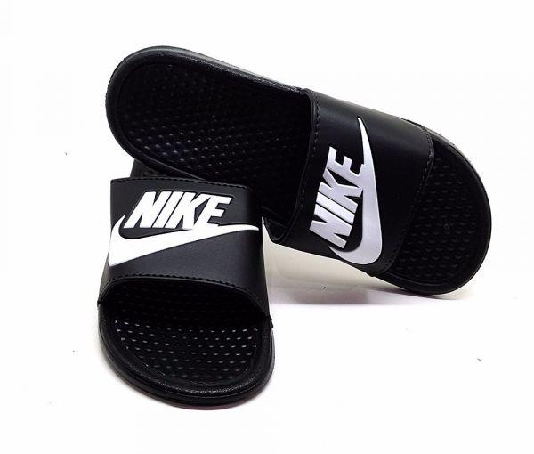 Chinelo Nike Adilette Unissex Preto 8bb997c7fb8f8