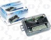 Módulo Vidro Elétrico AW52 Soft 2 Portas Subida e Descida Via Alarme Antiesmagamento - CD3848