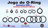 Jogo O-RING'S Sumatra 500cc