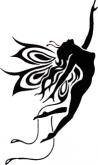 5 Tattoo Tribal (temporária)