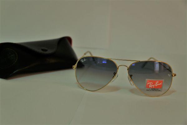 43b4de026 Óculos Aviator RB3026 Cromado - Loja de Elnshop