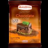 Chocolate em Pó 32% Cacau Gourmet Mavalério 1kg 1un