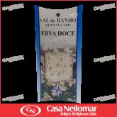 061015 - Sais Para Banho Erva Doce