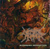 MENTAL HORROR - Blemished Redemption - FORMATO: CD NAC; R$ 20,00