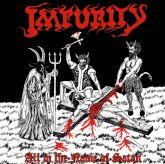 CD Impurity – All in the Name of Satan (Slipcase)