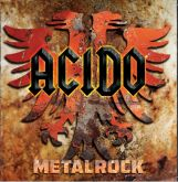 ACIDO - Metal Rock (CD)