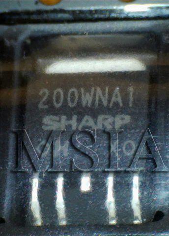 200WNA1 SHARP