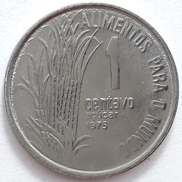 1 Centavo 1975 FAO SOB/FC