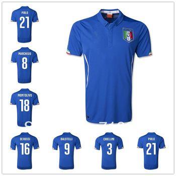 9c8cb7dfb78b4 Camisa Seleção Italia 2014 - Versão Jogador - Ted Compras