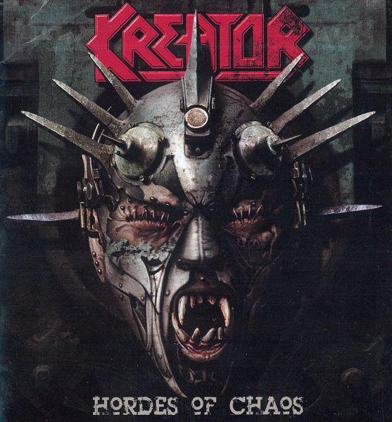 CD Kreator – Hordes of Chaos (Importado)