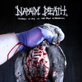 -CD Napalm Death - Throes Of Joy In The Jaws Of Defeatism (Slipcase+Pôster)