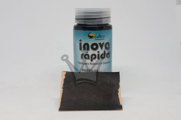 Tinta Rápida - Cor Preto