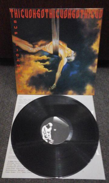 LP 12 - Gothic Vox - Supplicamentum