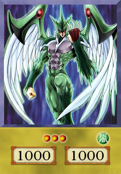 Aviário, o HERÓI do Elemento - Elemental HERO Avian