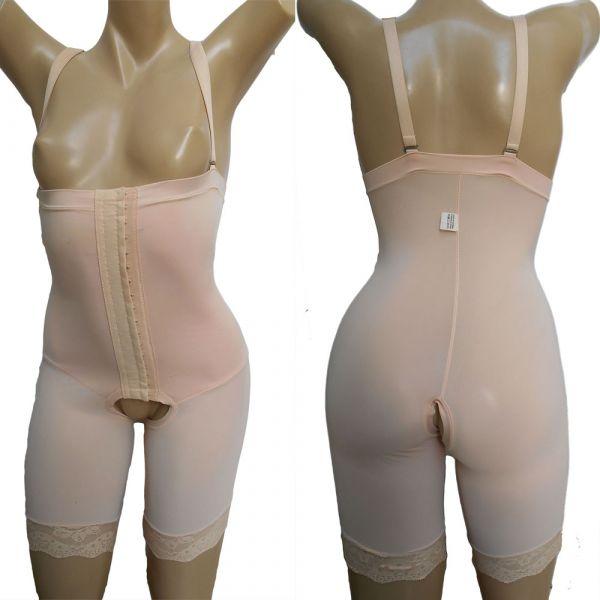 54ebdd03e2e6 Cinta Modeladora Pós Cirurgica Com Pernas - Usate Bazar Brecho OnLine