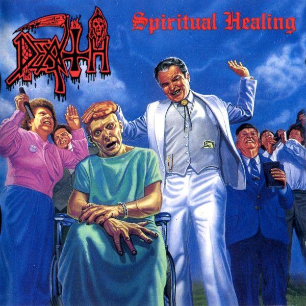 CD Death - Spiritual Healing